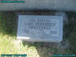 Carl Frederich Shetterly