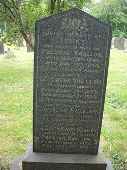 Edith Mary <i>Swallow</i> Blakey