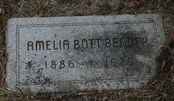 Amelia <i>Bott</i> Bender