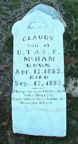 Claudy McHam
