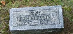 Leah <i>Blessing</i> Alexson