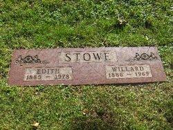 Willard Bud Stowe