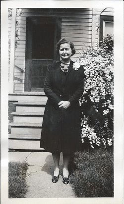 Belvia Marie <i>Dunn</i> Hutcheson Louis