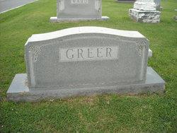 Ruth <i>Spence</i> Greer