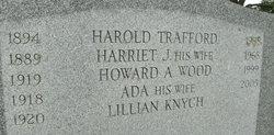 Ada <i>Trafford</i> Wood