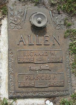 Frances P Allen