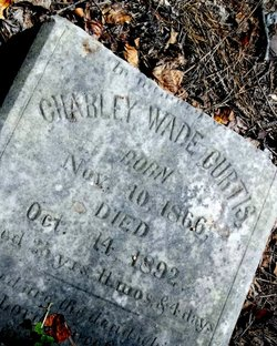 Charles Wade Charley Curtis