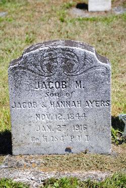 Jacob M. Ayers