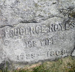 Prudence <i>Noyes</i> Bayley
