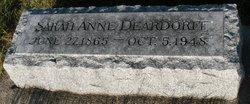 Sarah Anne <i>Myers</i> Deardorff