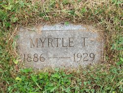 Myrtle T Acker