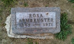 Rosa Armbruster
