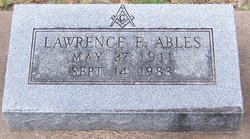 Lawrence E. Ables