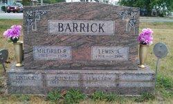 Lewis A Barrick