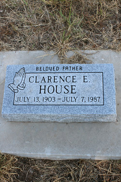 Clarence E. House