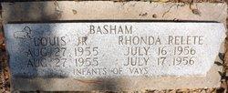 Louis Basham, Jr