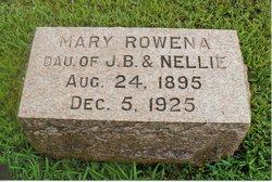 Mary Rowena Bothwell