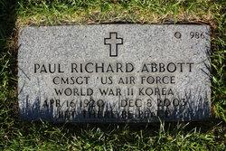 Paul Richard Abbott