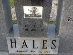 Robert Grady Hales, Sr