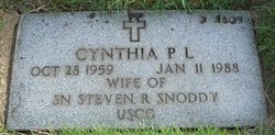 Cynthia Patton Cindy <i>Banks</i> Snoddy