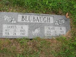 James Albert Blubaugh