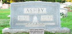 Rev Adolphus D Ashby