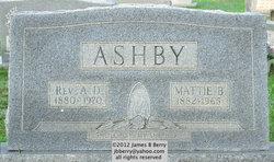 Mattie <i>Bruce</i> Ashby