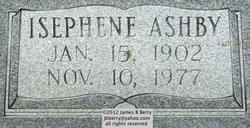 Isephene Winona <i>Ashby</i> Allen