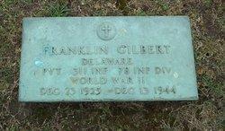 Pvt Franklin Gilbert