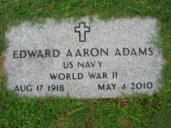 Edward Aaron E A Adams