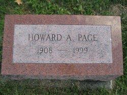 Howard Austin Page
