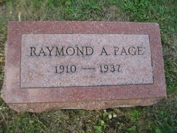 Raymond Arthur Page