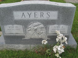 Lois Adegale <i>Bowman</i> Ayers