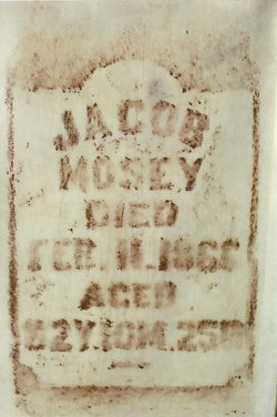 Jacob Mosey