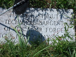 Sgt Harry C. Strout