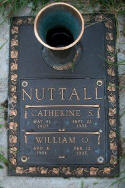 Catherine <i>Snyder</i> Nuttall