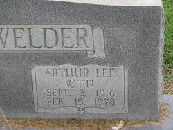 Arthur Lee Ott Blackwelder, Sr