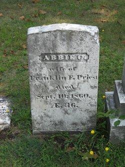 Abby <i>Coolidge</i> Priest