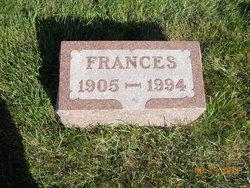 Frances Elizabeth <i>Reuland</i> Stahl