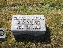Curtis Arvid Stahl