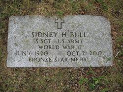 Sidney H Sid Bull