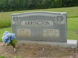 Fannie Faulkner <i>Coggin</i> Arrington