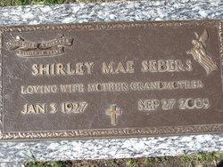 Shirley Mae <i>Robinson</i> Sebers
