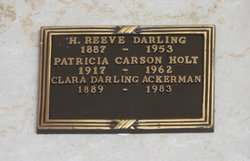 Clara Ann <i>LaFetra</i> Ackerman