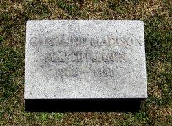 Caroline Martin <i>Madison</i> Janin