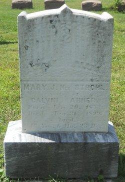 Mary Jane <i>Strohl</i> Ahner