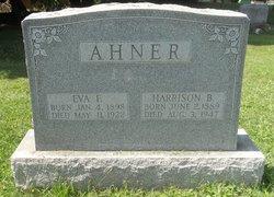 Harrison Benjamin Butch Ahner