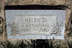 Helen D Carnahan