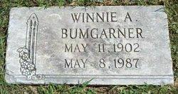 Winnie Frances <i>Alexander</i> Bumgarner
