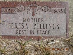 Mrs Teresa <i>Conner</i> Billings